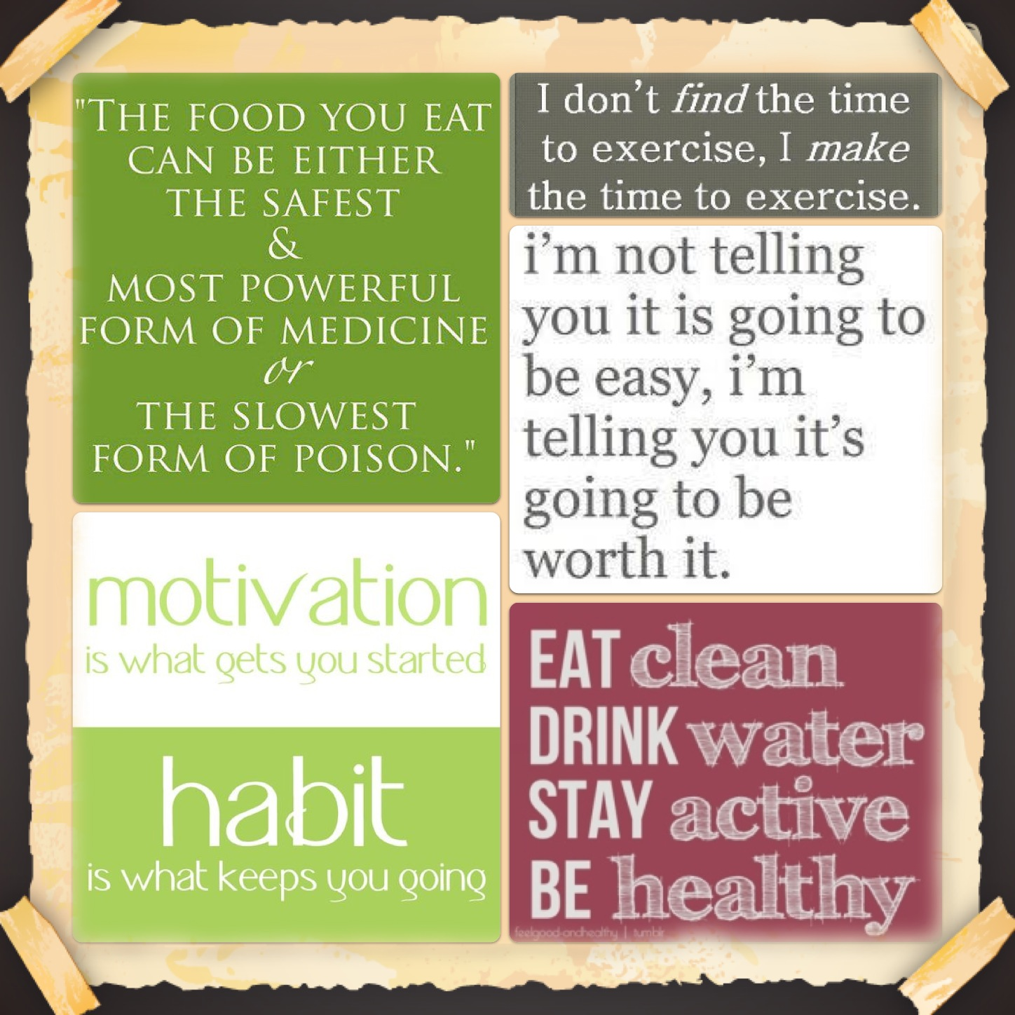 Inspirational Quotes On Health And Fitness